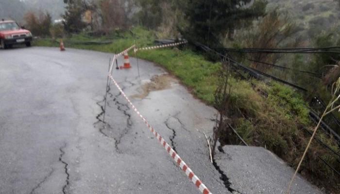 Εργασίες αποκατάστασης στη Βιάννο