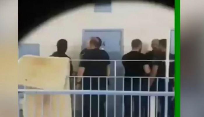 Βίντεο:Κρατούμενοι βιντεοσκοπούσαν επιδρομή κι ελέγχους της ΕΛ.ΑΣ. στις φυλακές Κορυδαλλού