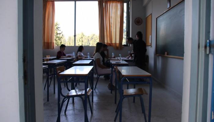 Χανιά: Διαμαρτυρία για τους μαθητές που δεν πήραν άδεια για τις Πανελλήνιες