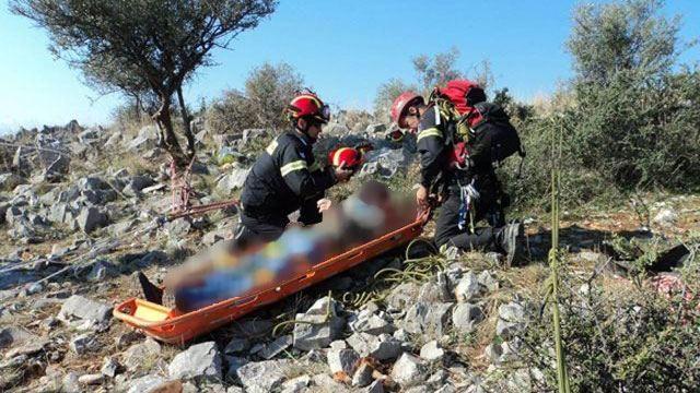 Ολυμπος: Επιχείρηση διάσωσης ορειβάτη, τραυματίστηκε σοβαρά έπειτα από πτώση