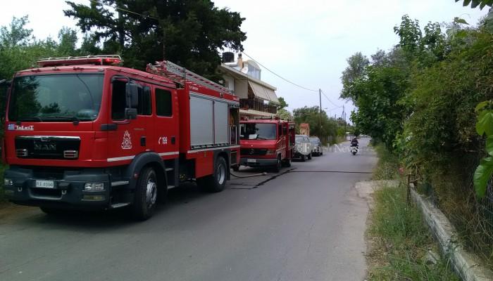Συνέλαβαν 58χρονο που προκάλεσε πυρκαγιά