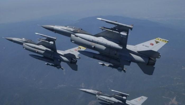 Αιγαίο: Πέντε παραβάσεις και 41 παραβιάσεις από τουρκικά μαχητικά