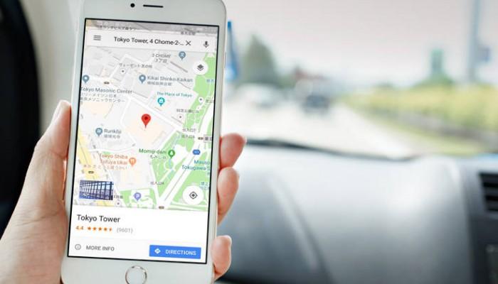 Σε κοντέρ μετατρέπονται τα Google Maps