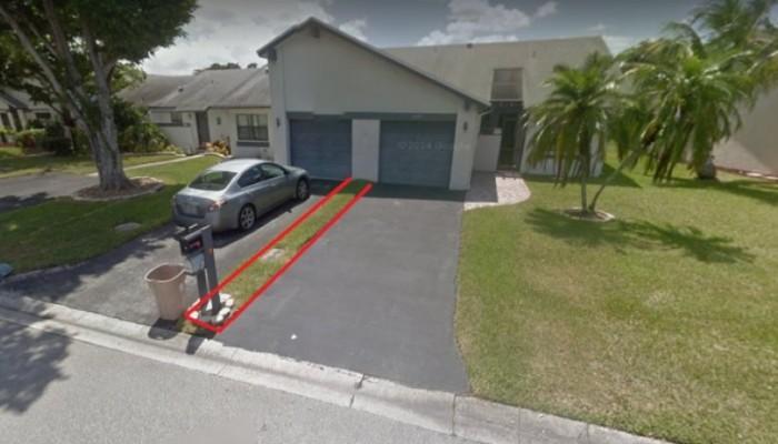 Νόμιζε ότι αγόρασε φθηνά ένα σπίτι και τελικά πήρε μία λωρίδα γκαζόν!