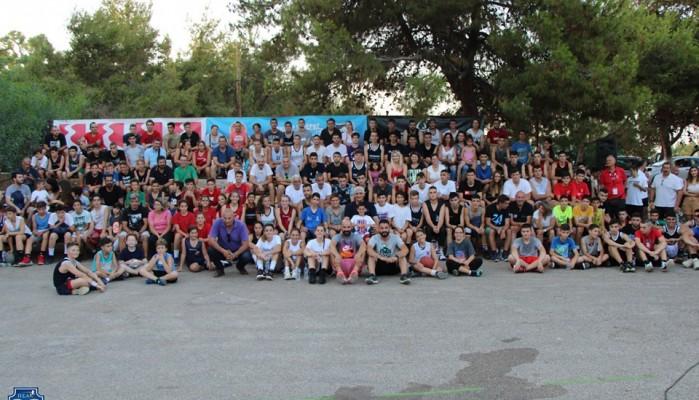 Με πάνω από 400 συμμετοχές το 3on3 στα Χανιά!