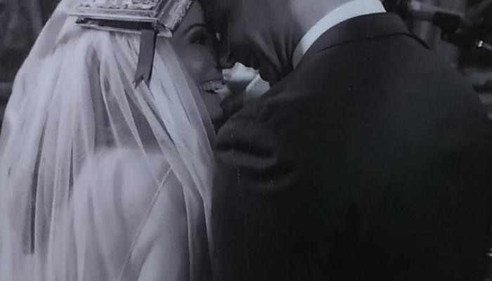 Παντρεύτηκε Έλληνας ηθοποιός και δεν το πήρε κανείς χαμπάρι- Η πρώτη φωτό από το γάμο του