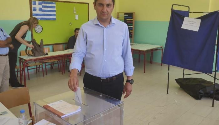 Λευτέρης Αυγενάκης: Η επόμενη μέρα πρέπει να βρει την πατρίδα πιο ισχυρή