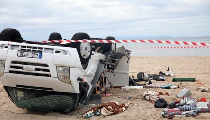 Φονική καταιγίδα: Στους 7 οι νεκροί στη Χαλκιδική - Σορός εντοπίστηκε στη θάλασσα