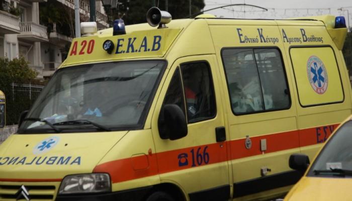 Τροχαίο στο Αίγιο: Σπασμένη η μπάρα του τιμονιού στο ΙΧ του 28χρονου