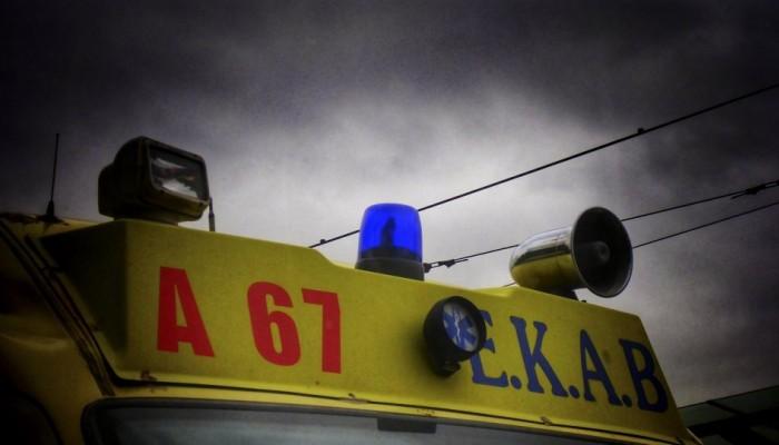 Τραγωδία: Θανατηφόρο τροχαίο στο Ηράκλειο με αυτοκίνητο που εξετράπη της πορείας του