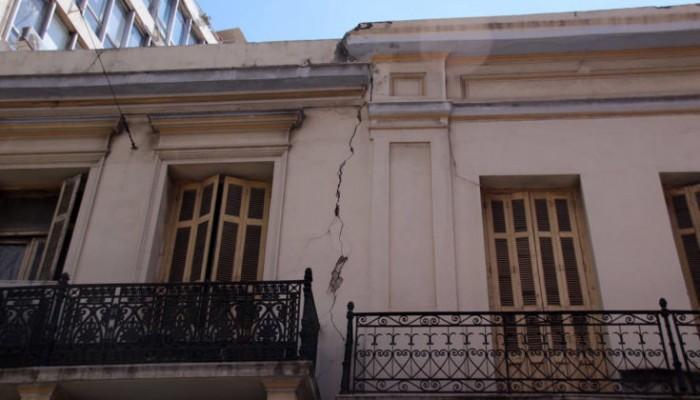 Ισχυρός σεισμός: Τα 15 δευτερόλεπτα που τρομοκράτησαν την Αττική
