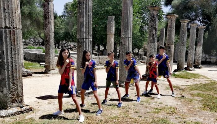Η συμμετοχή του ΑΣ Κρήτες σε διεθνές καμπ στην Πάτρα