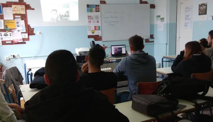 Μαθητές από την Κρήτη ανακαλύπτουν τον κόσμο του Τουρισμού
