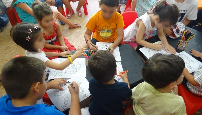 Μία διαφορετική εκδήλωση για παιδιά από την Αργυρώ Μουντάκη (φωτο)