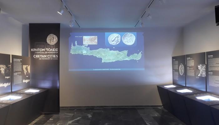 Η Κρήτη των κλασικών και ελληνιστικών χρόνων μέσα από μια σπάνια Νομισματική Συλλογή