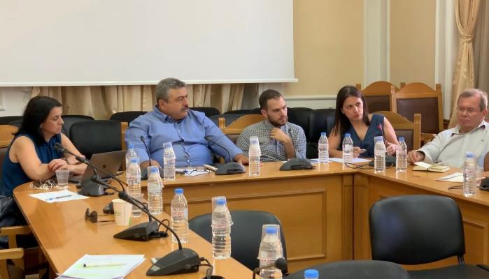 Συνάντηση για την εκπόνηση ΕΠΜ και σχεδίων διαχείρισης για τις περιοχές Natura 2000 Κρήτης