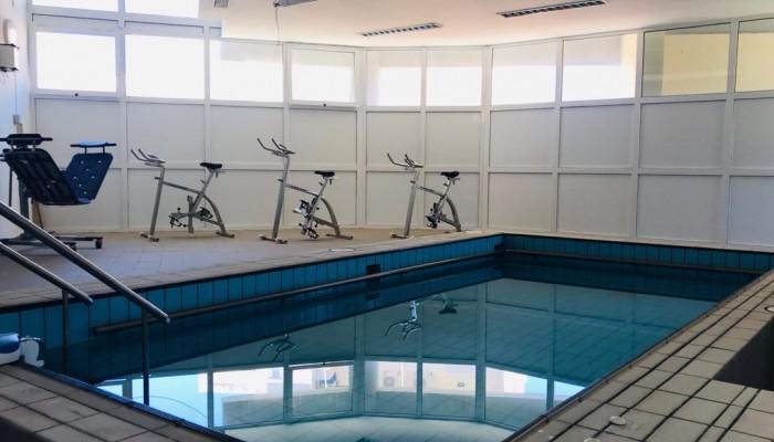 Σε λειτουργία θεραπευτική πισίνα στο ΚΕΦΙΑΠ Ρεθύμνου