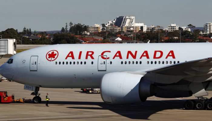 Χαβάη: Κατεπείγουσα προσγείωση αεροσκάφους της Air Canada