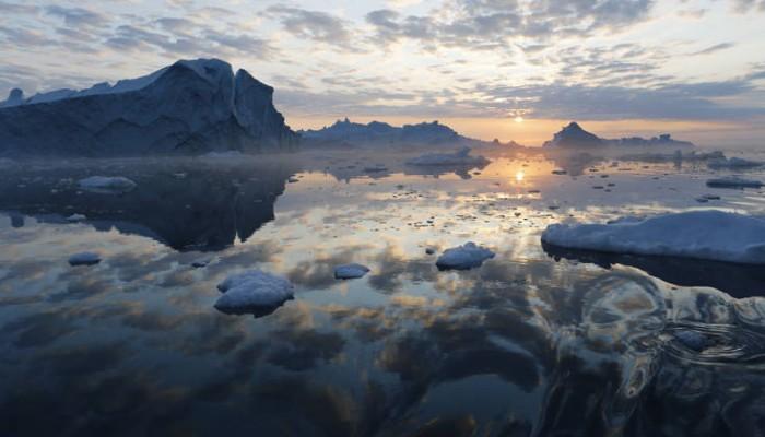 Ρεκόρ ζέστης την Κυριακή στον Βόρειο Πόλο με 21 βαθμούς Κελσίου