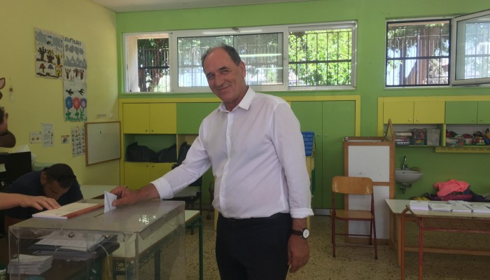 Γ.Σταθάκης: Ελπίζουμε η επιλογή του λαού θα είναι να συνεχίσουμε και όχι να γυρίσουμε πίσω