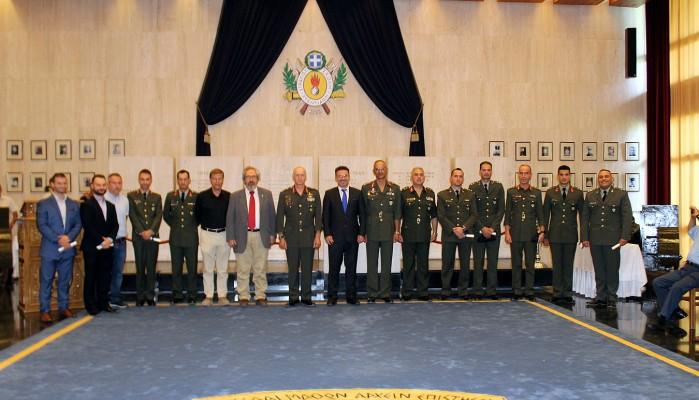 Τελετή Απονομής Μεταπτυχιακών Διπλωμάτων των Διατμηματικών ΠΜΣ