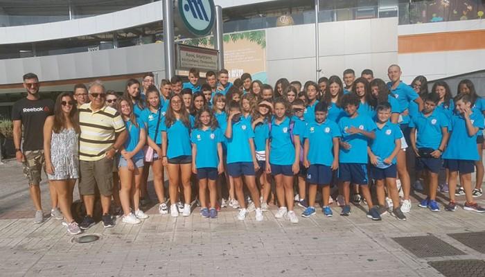 Η αποστολή του ΝΟΧ για το Πανελλήνιο πρωτάθλημα στη Χίο