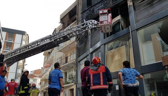 Έκρηξη air condition «ισοπέδωσε» γειτονιά στην Τουρκία