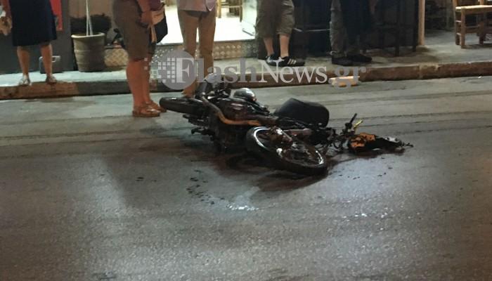 Νεκρός 21χρονος μετά από τροχαίο στα Χανιά (φωτο)