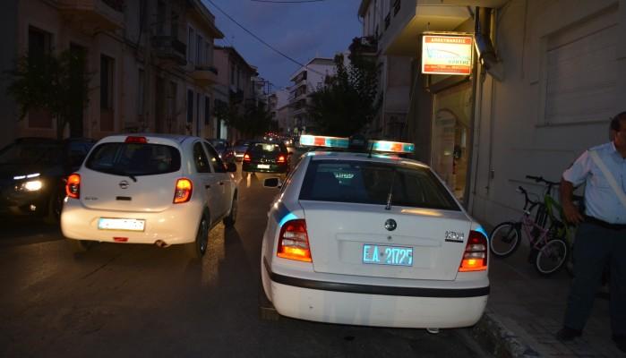 Δύο τραυματίες μετά από σύγκρουση ποδηλάτου με μηχανάκι στα Χανιά (φωτο)