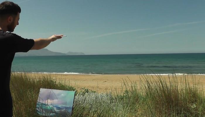 Ντοκιμαντέρ για τον Ρεθυμνιώτη ζωγράφο, Νίκο Γλυνιά στο 6ο Διεθνές Φεστιβάλ Ιεράπετρας