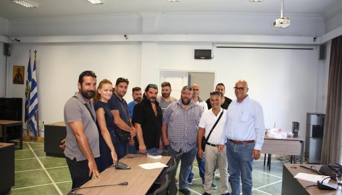 Ορκωμοσία των επιτυχόντων της προκήρυξης 3Κ του Δήμου Χανίων