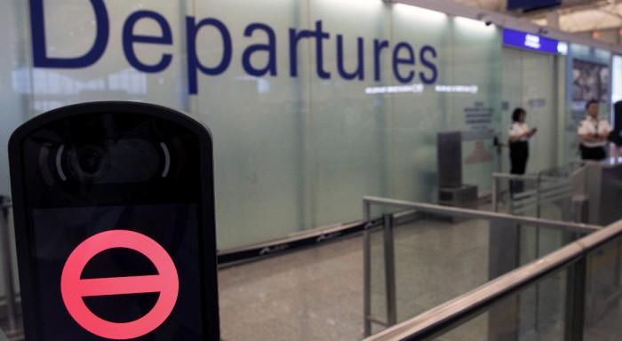 Χάος στο αεροδρόμιο του Χονγκ Κονγκ -Ανεστάλησαν τα check-in πτήσεων λόγω διαδηλώσεων