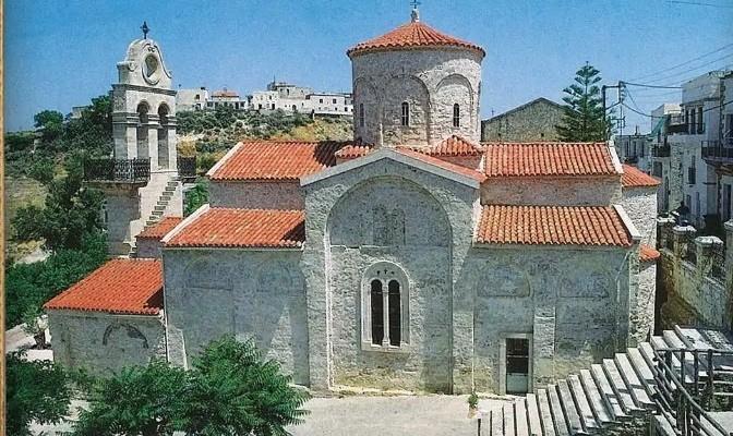 Τιμάται η μνήμη του Αγίου Μύρωνα στην ομώνυμη κωμόπολη