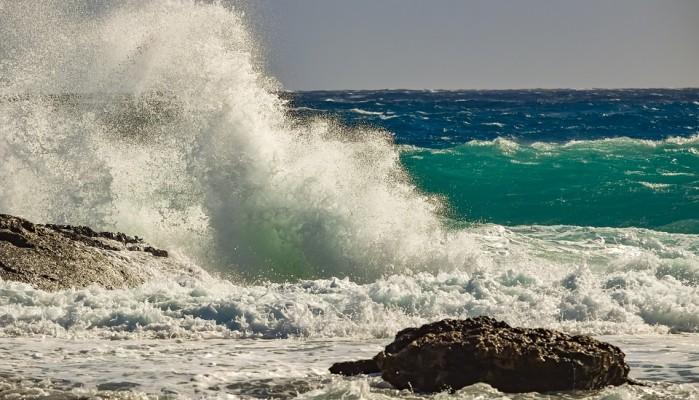 Σε ποια περιοχή της Κρήτης οι ριπές ανέμων άγγιξαν τα 10 μποφόρ
