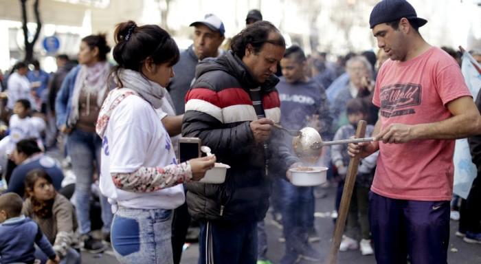 Καταρρέει η οικονομία της Αργεντινής -Δραματικά τα στοιχεία για τους κατοίκους