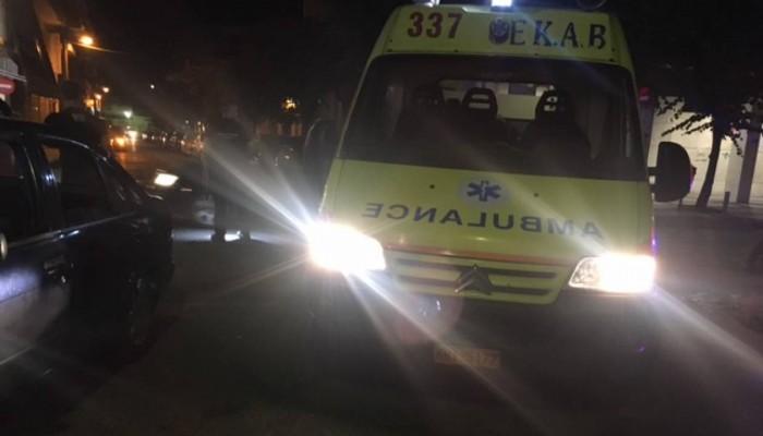 Νεαρός τραυματίστηκε σοβαρά μετά από τροχαίο στις Πλακούρες