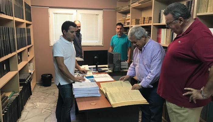 Εκσυγχρονίζεται πλήρως η Δημοτική Βιβλιοθήκη Μαλεβιζίου