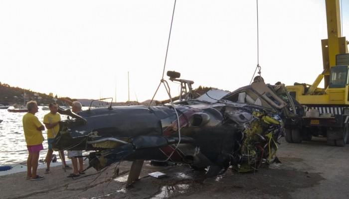 Πτώση ελικοπτέρου: Τα πρώτα στοιχεία της Επιτροπής που ερευνά τα αίτια του δυστυχήματος