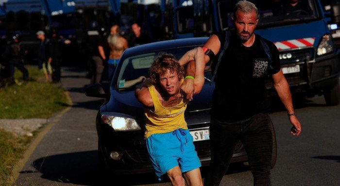 Γαλλία: Συλλήψεις και τραυματισμοί στις διαδηλώσεις για τη σύνοδο κορυφής G7