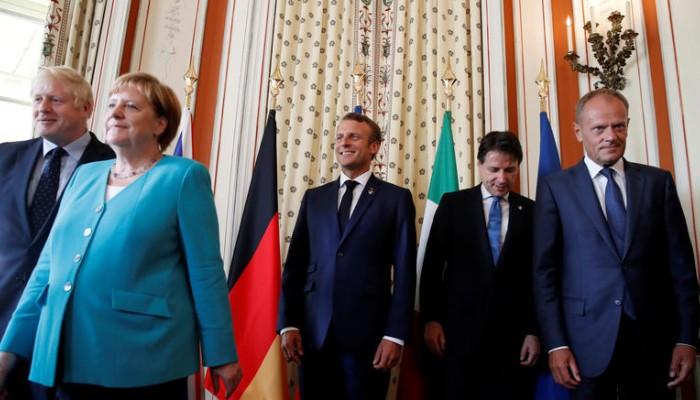 G7: Εμπόριο, οικονομία, Αμαζόνιος και Brexit στο επίκεντρο των σημερινών συνομιλιών