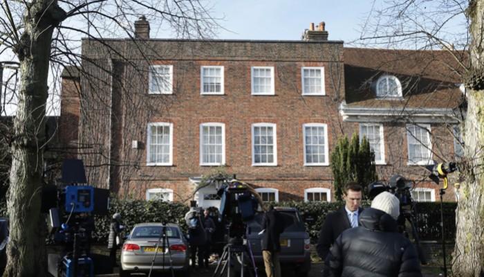 Τζορτζ Μάικλ: Το σπίτι στο οποίο πέθανε πουλήθηκε για 3,4 εκατομμύρια λίρες