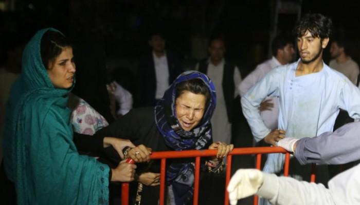 Αφγανιστάν: Στους 63 οι νεκροί από την επίθεση καμικάζι σε γάμο στην Καμπούλ