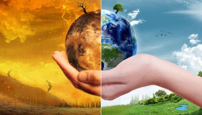 Σχέδιο αλλά και εφαρμογή για κινητά για την… κλιματική αλλαγή