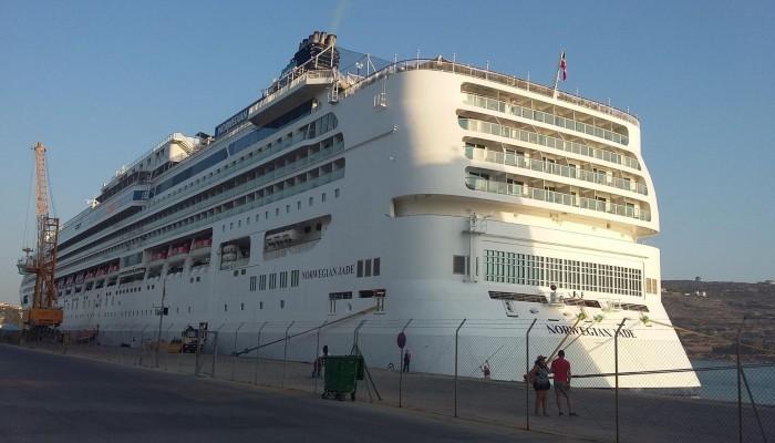 Τρία κρουαζιερόπλοια σήμερα στο Λιμάνι της Σούδας με 7.000 επιβάτες (φωτο)