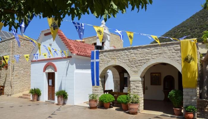 Η Παναγιά η Χαρακιανή στο Μπαλί Ρεθύμνου - Ξεκινά ο τριήμερος εορτασμός