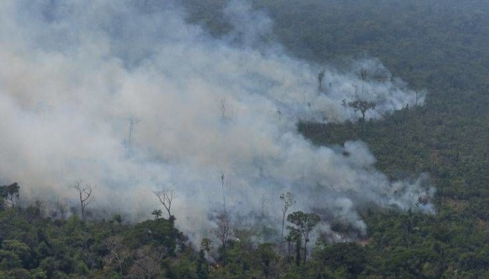 Πυρκαγιές στον Αμαζόνιο: Η Κολομβία ζήτησε τη βοήθεια της διεθνούς κοινότητας
