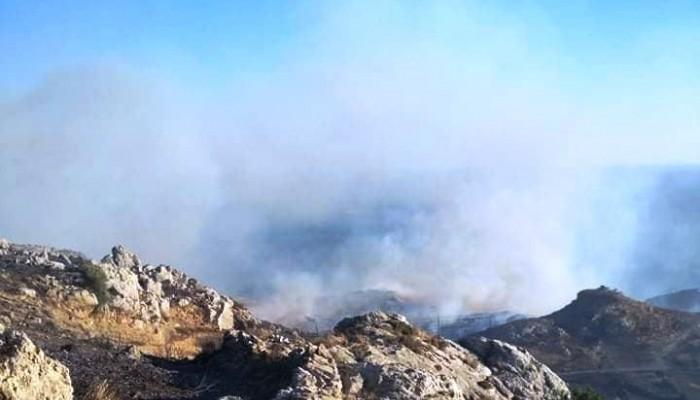 Μεγάλες ζημιές από τις πυρκαγιές της Κυριακής – Υψηλός ο κίνδυνος στην Κρήτη
