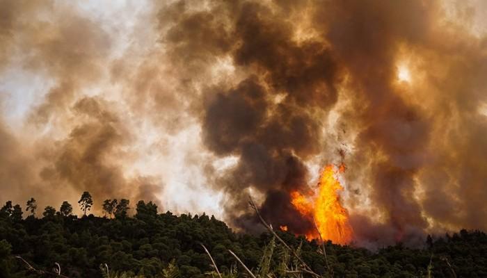 Στα ...κίτρινα η Κρήτη σήμερα - Υψηλός ο κίνδυνος πυρκαγιών