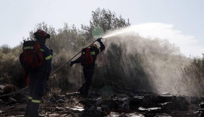 Ηράκλειο: Συνελήφθη 57χρονος για την φωτιά στην Ε.Ο. Ηρακλείου - Μοιρών