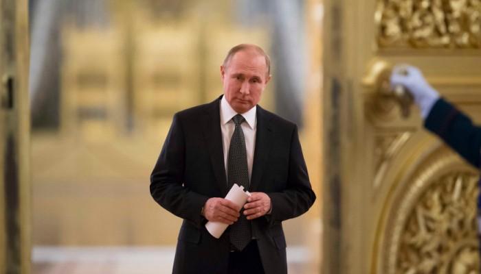 Πούτιν: Δεν ξέρω αν οι Συντηρητικοί της Βρετανίας θέλουν αποκατάσταση των σχέσεων